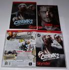 Crank 2 DVD - 2 Disc - Uncut - mit Pappschuber -