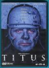 Titus DVD Anthony Hopkins Jessica Lange fast NEUWERTIG lesen