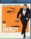 THE AMERICAN Blu-ray - klasse Thriller George Clooney