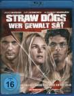 STRAW DOGS Wer Gewalt s�t -Blu-ray super Thriller K.Bosworth
