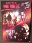 Rob Zombie Box 3 DVDs Devils Rejects + Haus der 1000 Leichen