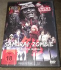 Samurai Zombie DVD Headhunter from Hell...
