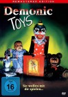 DEMONIC TOYS - Remastered Edition DVD OVP