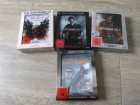 Hero Pack Sammlung. The Expendables 1-3. The Last Stand.