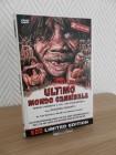 Ultimo Mondo Cannibale - DVD - Uncut - Gro�e Hartbox