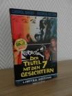 Der Teufel mit den 7 Gesichtern - DVD - Uncut - Gr. Hartbox