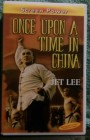 Once upon a Time in China VHS selten! Jet Lee Uncut