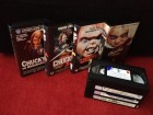 Chucky - Die Mörderpuppe 1 - 4 / CIC / Warner / VHS