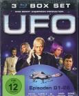 3X UFO - Komplette Serie (Episoden 1-26) [Blu-Ray] Neuware