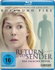 3 X  Return to Sender [Blu-Ray] Neuware in Folie