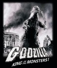 T-Shirt  - Godzilla - Gr��e S   (X)