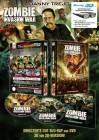 Zombie Invasion War - Mediabook - 3D Blu-Ray - 888 von 999