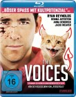 3x The Voices [Blu-Ray] Neuware in Folie