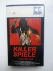 Killerspiele, USA 1983, VHS Embassy