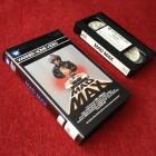 MAD MAX Mel Gibson / George Miller WARNER VHS
