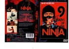 9 DEATHS OF THE NINJA - Sho Kosugi - marketing-film DVD