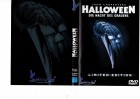 HALLOWEEN DIE NACHT DES GRAUENS LIMITED EDIT- marketing -DVD