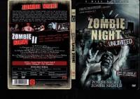 ZOMBIE NIGHT - UNLIMITED 1&2 - MIB METALBOX DVD