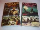 Kampf der Könige  Teil 1 + 2 -VHS-Gigantische Monumentalfilm