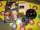 Silent Hill Playstation 1 Spiel, sehr rar!! Top Zustand