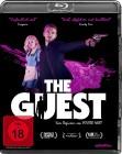 THE GUEST - Adam Wingard - Action - UNCUT - Blu-Ray - NEU
