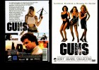 GUNS - Locked,Cocked a Ready To Rock ! - LP Pappbox DVD