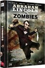 Mediabook Abraham Lincoln vs. Zombies - Uncut 3D Blu-ray
