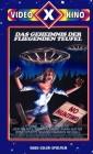 Geheimnis der fliegenden Teufel Alien Shock  X gr. Hartbox