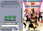 Die 10 Siegreichen der Shaolin (Gr. HB C / 22er) NEU ab 1�