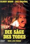 Die Säge des Todes - Jess Franco - Uncut - DVD