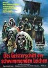 Das Geisterschiff der schwimmenden Leichen - DVD
