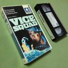 VICE SQUAD Season Hubley / Wings Hauser EMBASSY / UK-Tape