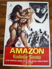 THE AMAZONS Poster, Türkei, sexy, Terence Young, Version 1