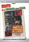 Santo en la venganza de la momia - US DVD - Wrestling