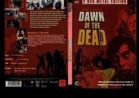 DAWN OF THE DEAD - ZOMBIE 1 - marketing METALBOX DVD