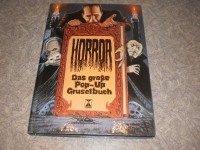HORROR Das grosse Pop-Up Gruselbuch DRACULA PENDEL...