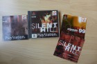 Silent Hill PlayStation 1 PS1-Spiel