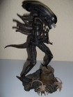 CLASSIC ALIEN XENOMORPH ON BASE / DIORAMA  Mc FARLANE