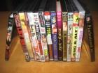 Pornofilme verschiedener Genres auf DVD