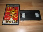 Die Depesche des Todes MIKE HUNTER VHS  TOP & RAR !