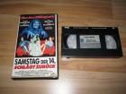 Samstag der 14. schlägt zurück  MGM  VHS  TOP & RAR !