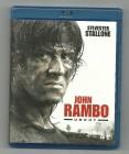Sylvester Stallone, JOHN RAMBO - uncut, Blu-ray