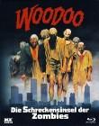 Woodoo - Schreckensinsel der Zombies  [Blu-Ray] Neuware