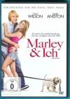 Marley & Ich DVD Owen Wilson, Jennifer Aniston NEUWERTIG