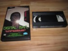 Digital Man  STARLIGHT  VHS  TOP & RAR !!