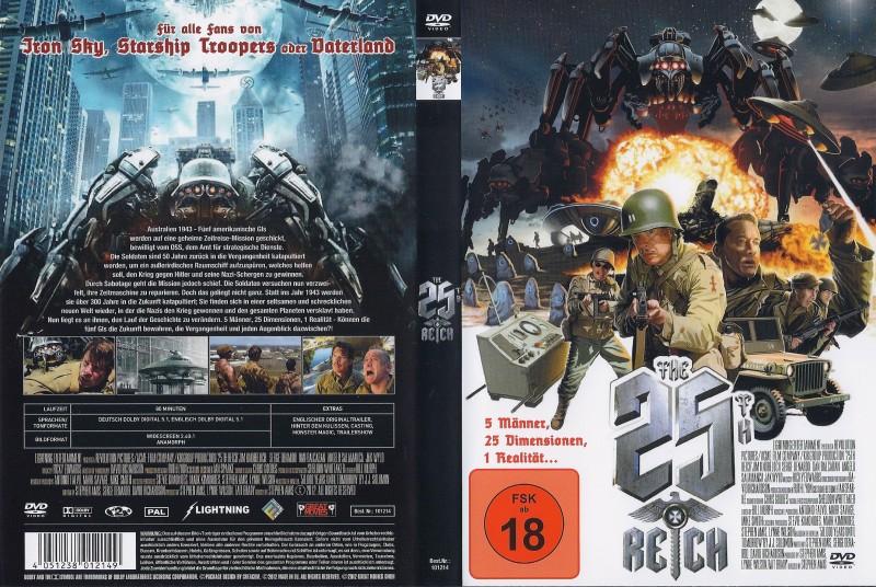 The 25th Reich - DVD
