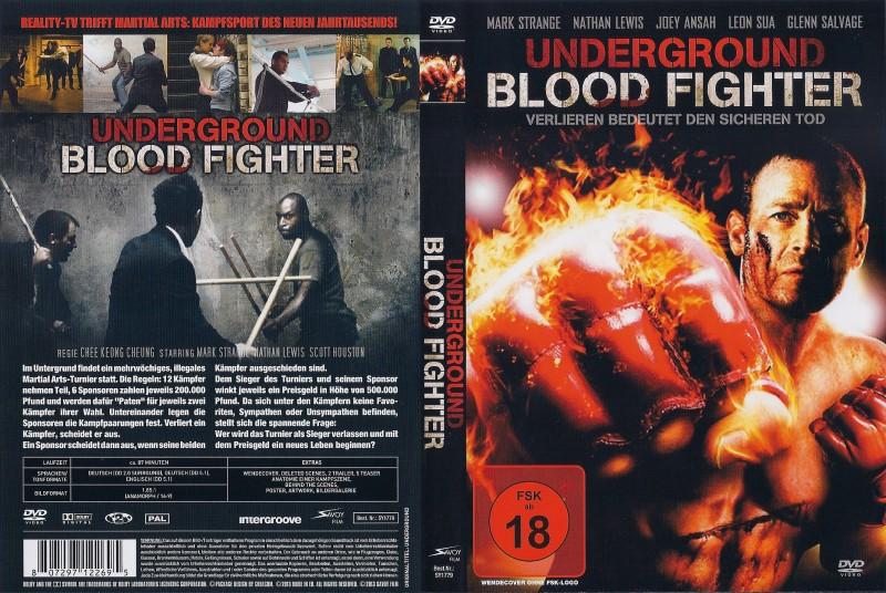Underground Blood Fighter - DVD