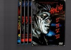 HOWLING BOX - III+IV+VI+VII - marketing Pappbox DVD