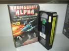 VHS - RAUMSCHIFF ALPHA ~ PLANET DER VERDAMMTEN