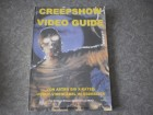 RAR CREEPSHOW VIDEO GUIDE Buch Stefan Novak ASTRO/X-RATED